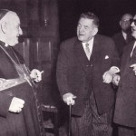 John XXIII with cigarette