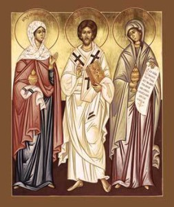 Mary, Martha, and Lazarus